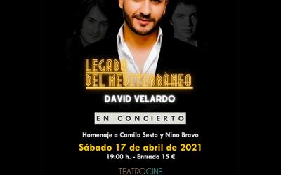 "David Velardo: ""Legado del Mediterráneo"""