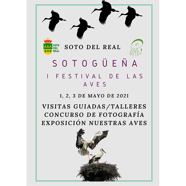 "I Festival de las Aves ""Sotogüeña"" (2021)"