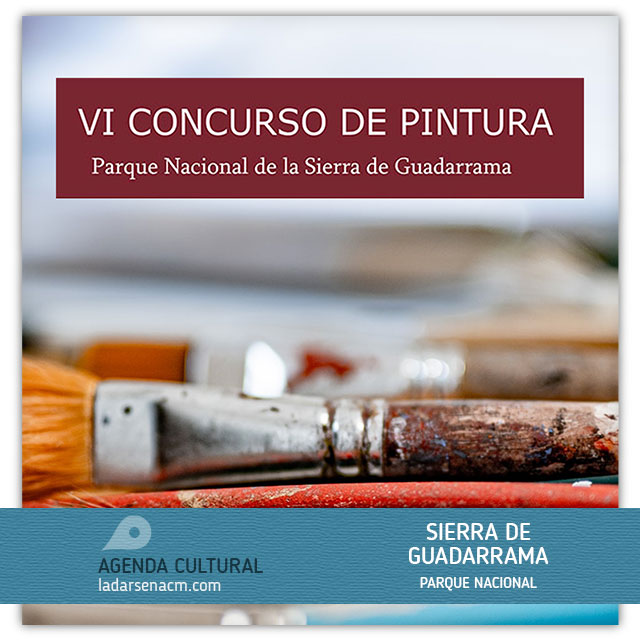 VI Concurso de Pintura: Parque Nacional Sierra de Guadarrama (2021)