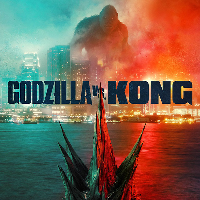 "Cine: ""Godzilla vs. Kong"""