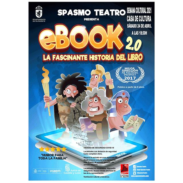 """""""eBook 2.0: La fascinante historia del libro"""""""