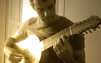 """Nacho Bellido: """"Cinco siglos de música para guitarra española"""""""