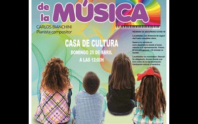 """Concierto : """"Los colores de la música"""""""
