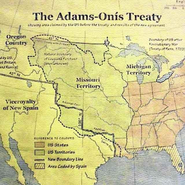 """Charla coloquio: """"La herencia de España en Estados Unidos: 1821-2021, dos siglos de la ratificación del Tratado Adams-Onis"""""""