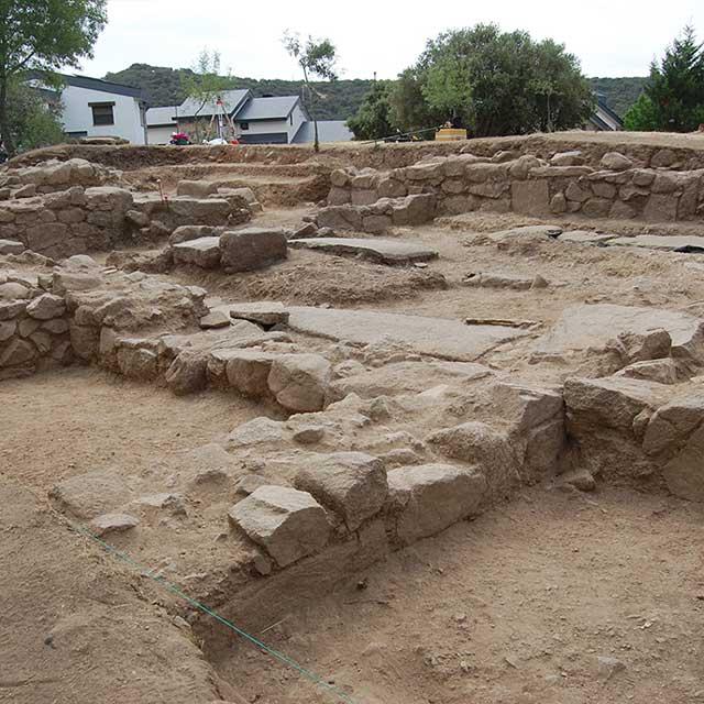 4º Campaña de excavaciones arqueológicas: El Rebollar (2021).