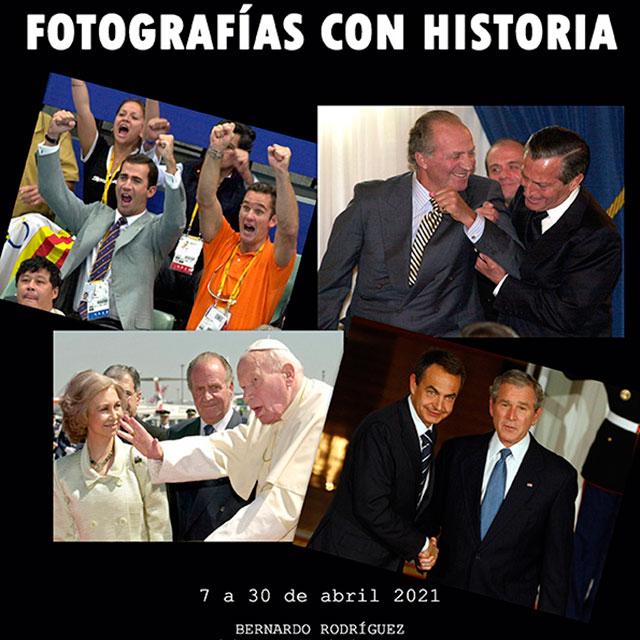"Exposición: ""Fotografías con Historia"""
