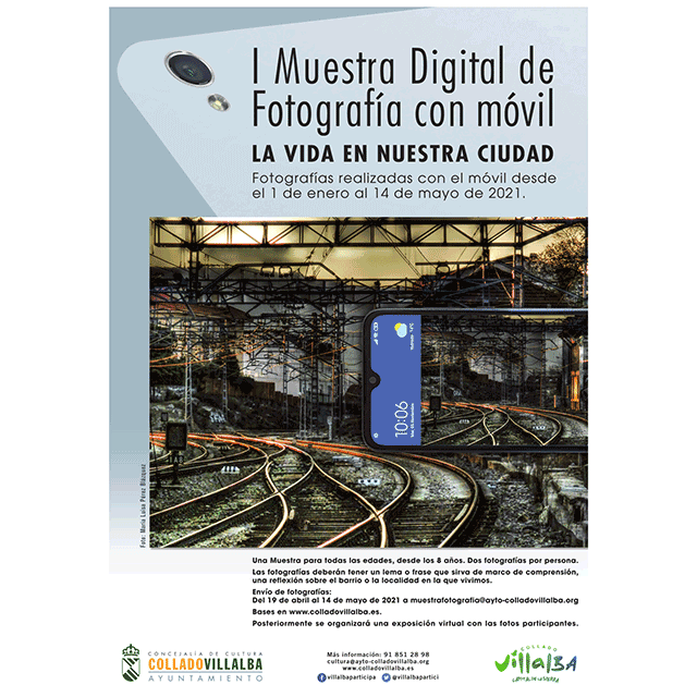 Convocatoria: I Muestra Digital de Fotografía con Móvil (2021)