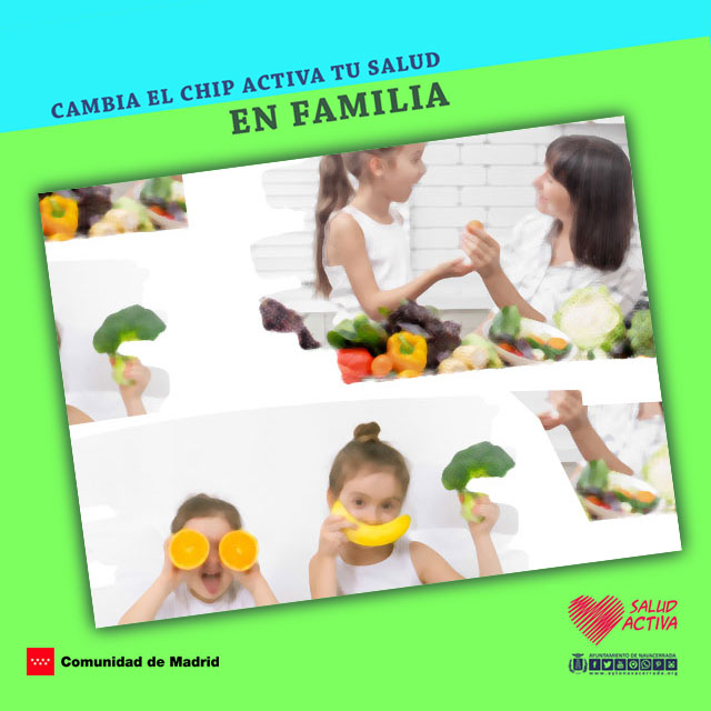 """Nutrición de familia"", con Paula Vázquez."