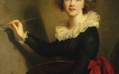 """Charla: """"Mujeres Pintoras: tenaces, valientes y con talento"""""""