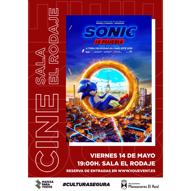 """Cine: """"Sonic. La película"""""""