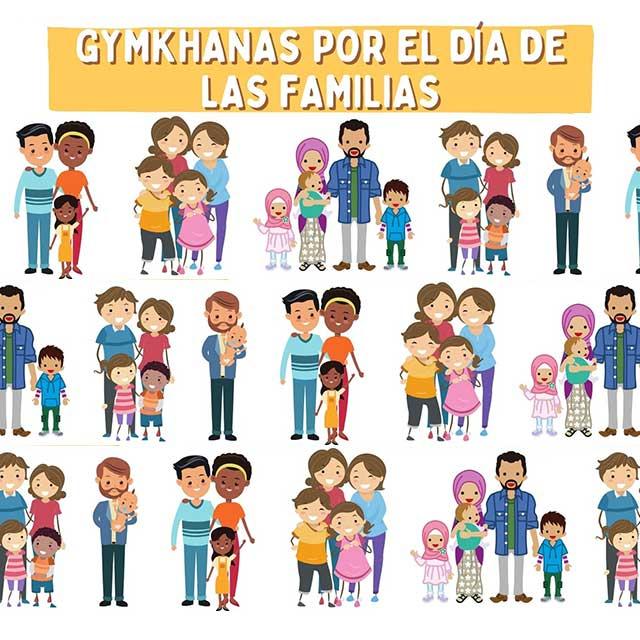 """Gymkhanas: """"Día de las familias"""""""