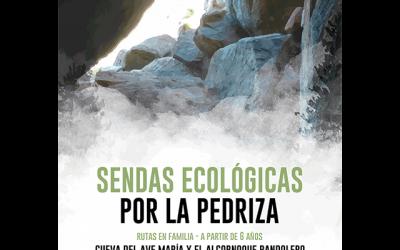 Ruta: Cueva del Ave María y el Alcornoque del Bandolero.