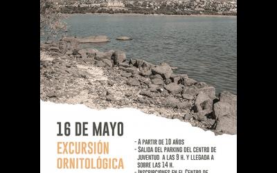 Excursión ornitológica: Presa de Santillana.