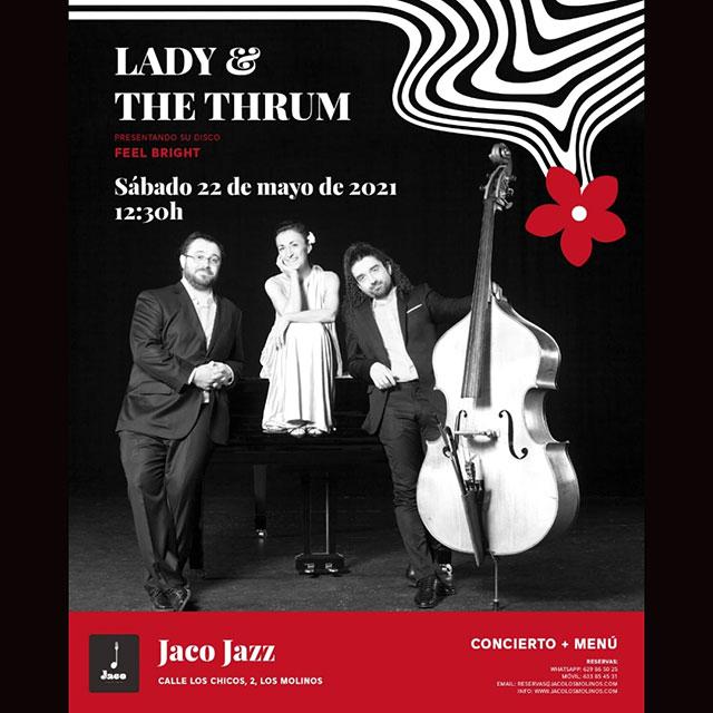 Lady & The Thrum
