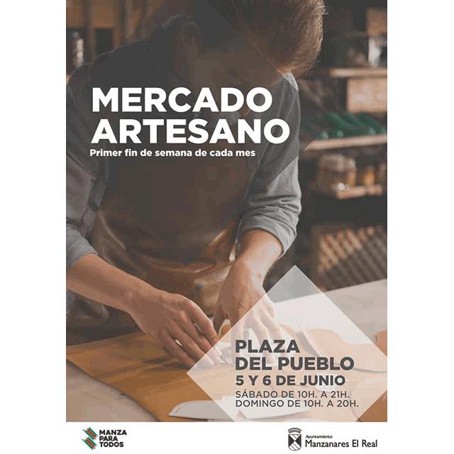 Mercado Artesano de Manzanares El Real
