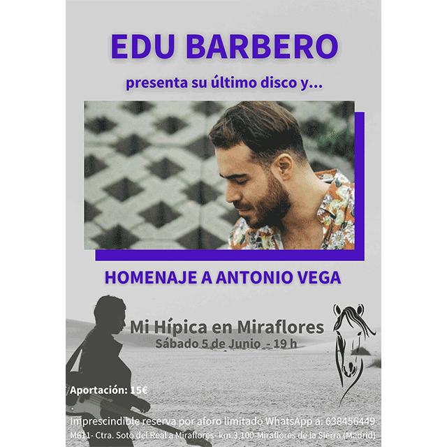 Edu Barbero