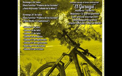 Guadarrama en bici: Río, pueblo y sierra.