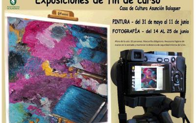 Exposición: Talleres de Pintura y Fotografía de Alpedrete (curso 2020-21)