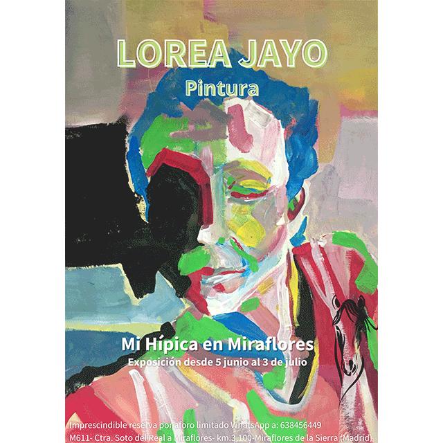 Exposición: Lorea Jayo