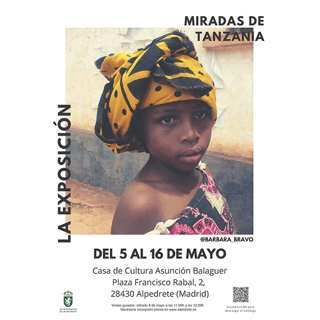 """Exposición: """"Miradas de Tanzania"""""""