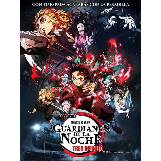 "Cine: ""Guardianes de la Noche. Tren Infinito"""