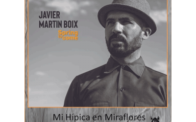 Javier Martín Boix: «Spring to come»
