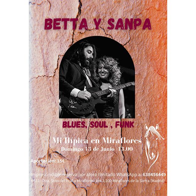 Betta y Sanpa