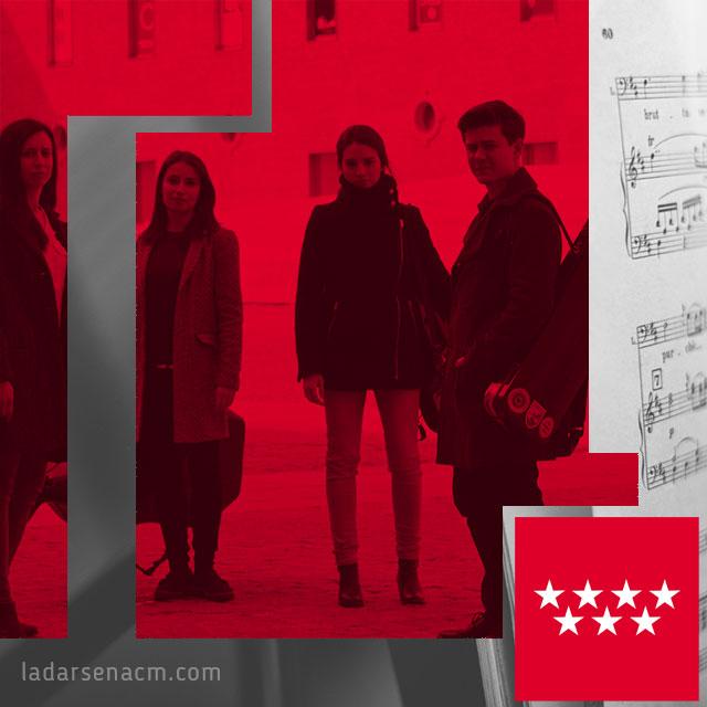 """Cuarteto Matrice: """"#Piazzolla100"""""""