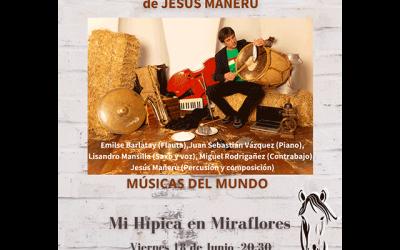 """Jesús Mañeru: """"De estraperlo"""""""