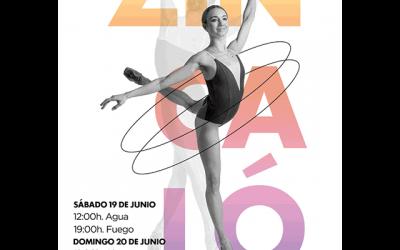 Festival fin de curso: Escuela de Danza Zincaló