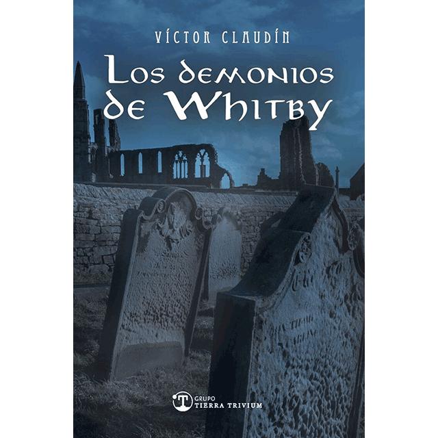 Presentación del libro «Los demonios de Whitby»