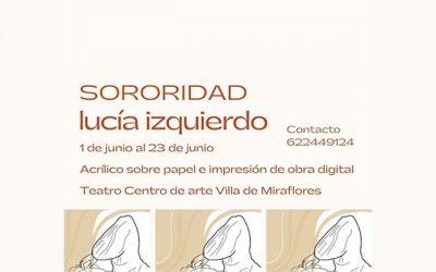 """Lucía Izquierdo: """"Sonoridad"""""""
