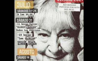 """Recorridos poéticos por Soto del Real: """"Gloria Bendita"""" (2021)"""
