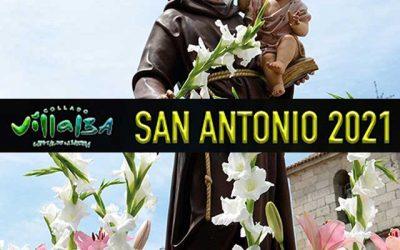 Fiestas de San Antonio de Padua (2021), en Collado Villalba.