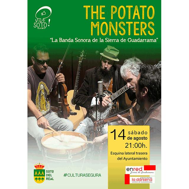 The Potato Monsters: «La Banda Sonora de la Sierra de Guadarrama»