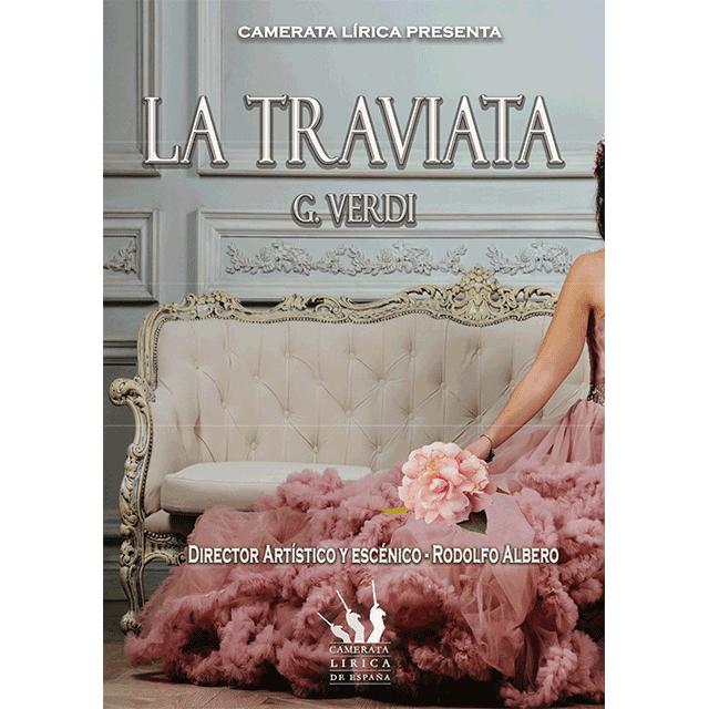 """Camerata Lírica: """"La Traviata"""""""