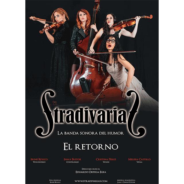 """""""StradivariaS. El retorno"""""""
