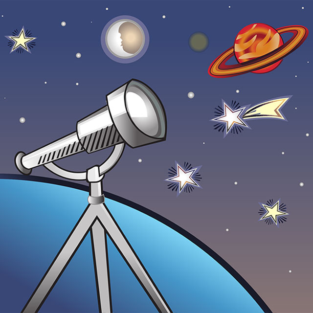 Jornada familiar de observación astronómica