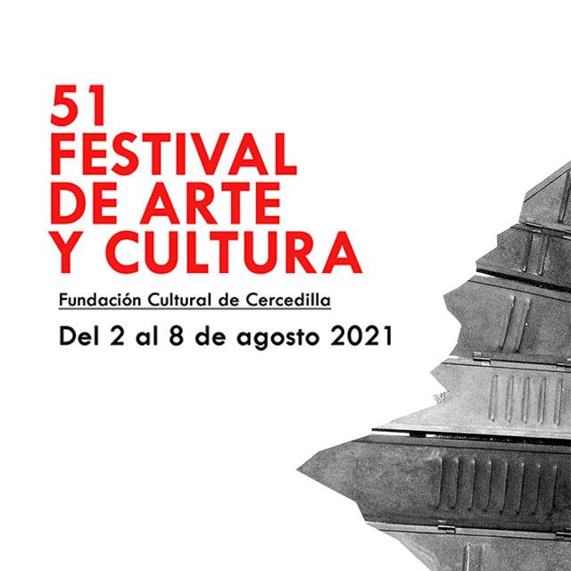 51 Festival de Arte y Cultura (2021), en Cercedilla.