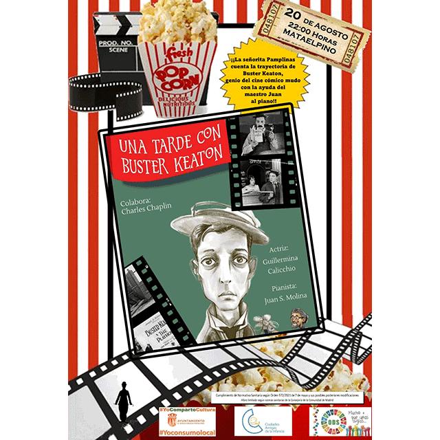 """""""Una tarde con Buster Keaton"""""""
