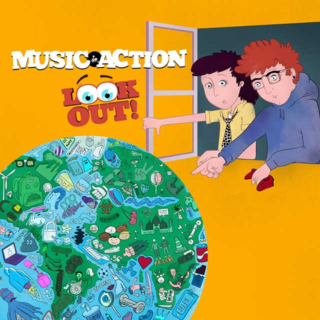 """Music in Action: """"Look Out!"""""""