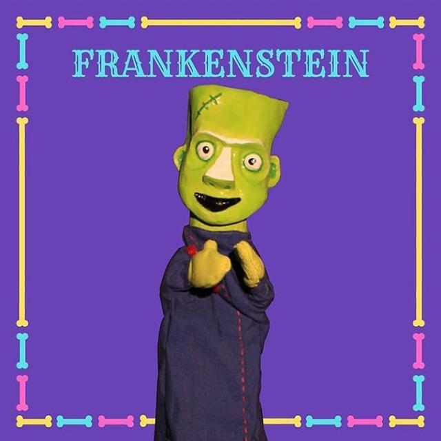 """Títeres: """"Frankestein"""""""