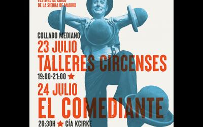 """""""El Comediante"""""""