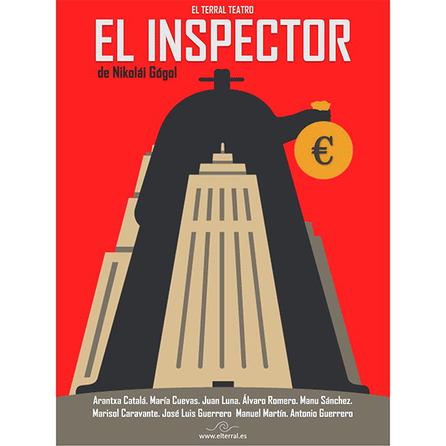 """""""El Inspector"""""""