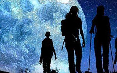 """Ruta nocturna: """"Picos de la Higuera"""""""