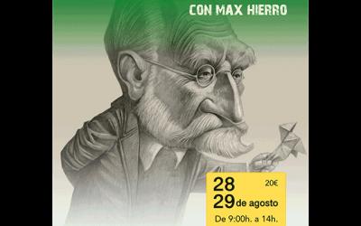 Taller de Caricatura, con Max Hierro.