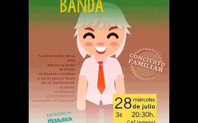"""""""Gloria Fuertes por La Fantástica Banda"""""""