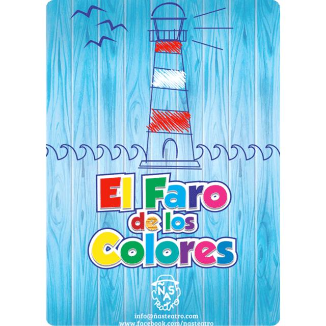 """Títeres: """"El Faro de los Colores"""""""
