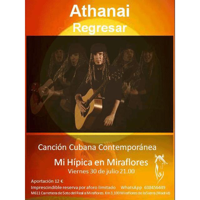 """Athanai: """"Regresar"""""""