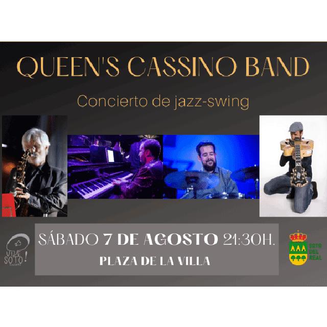 Queens Casino Band